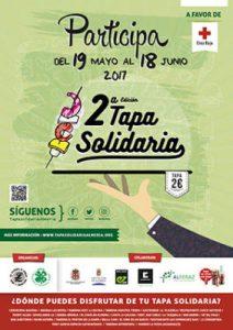 alferaz patrocina 2ª ed Tapa solidaria almeria