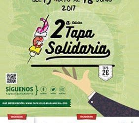 Alferaz patrocina la 2ª Edición de la Tapa Solidaria de Almería