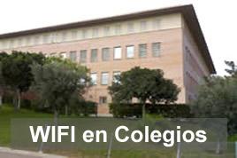instalación de redes wifi en colegios