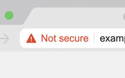 Google Chrome marcará como no Seguras las webs HTTP