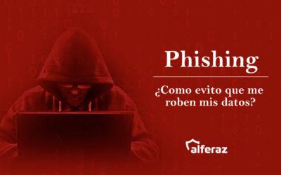 Phishing ¿que es y como evitarlo?